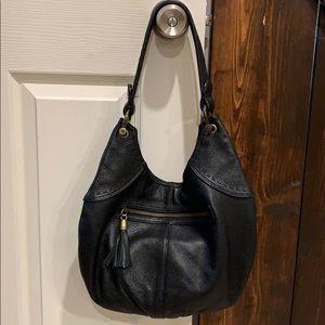 Gap leather hobo bag.